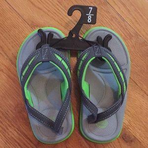 NWT Wonder nation sandals